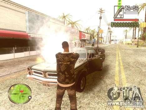 Wild Wild West for GTA San Andreas fifth screenshot