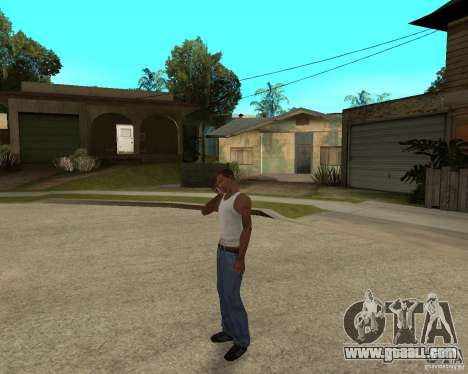 Nokia N97 for GTA San Andreas second screenshot