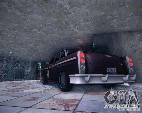 Diablo Cabbie HD for GTA San Andreas engine