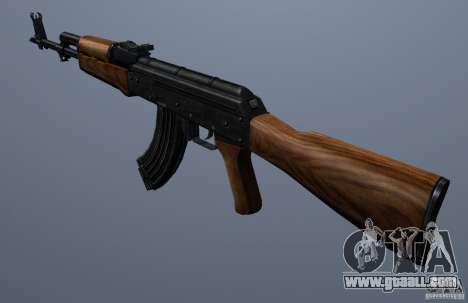 AKM - the more accurate version for GTA San Andreas second screenshot
