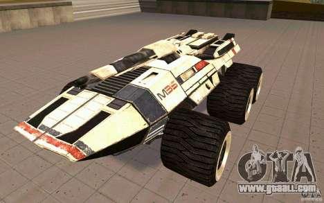 M35 Mako for GTA San Andreas