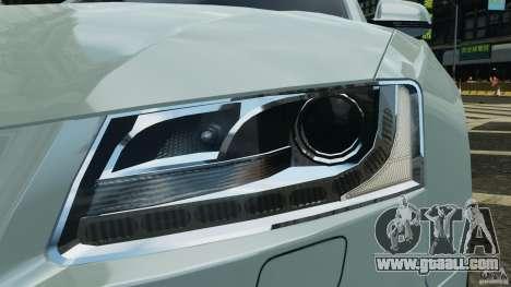 Audi S5 v1.0 for GTA 4 engine