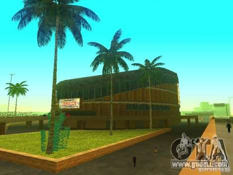 The new building of the LV for GTA San Andreas third screenshot