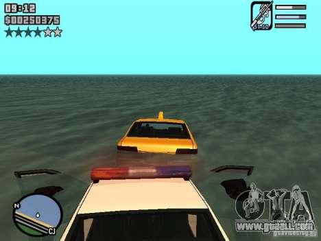HUD by Neo40131 for GTA San Andreas third screenshot