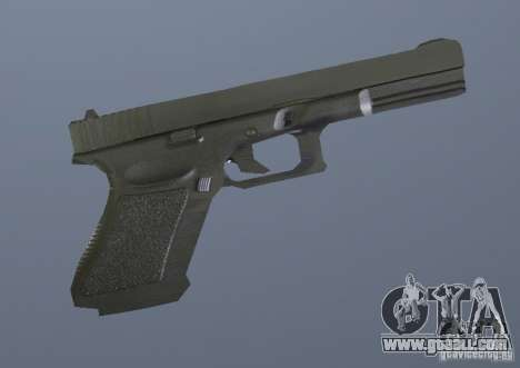 Glock 17 for GTA Vice City third screenshot