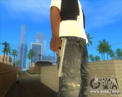 .44 Automag from TBOGT for GTA San Andreas second screenshot