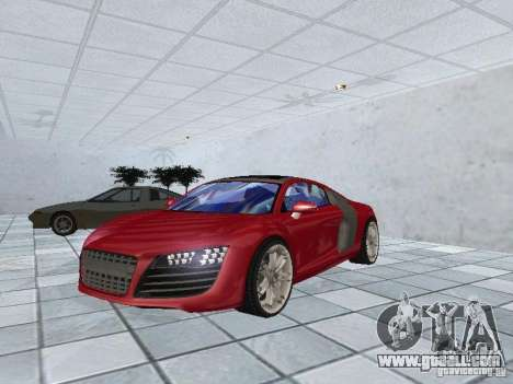 Audi Le Mans Quattro for GTA San Andreas