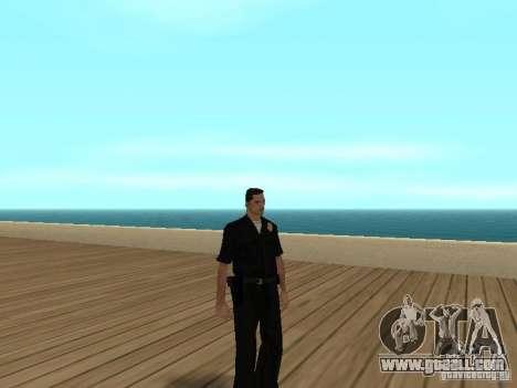 Cowardly cops for GTA San Andreas forth screenshot