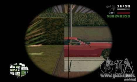 The KSVK (IOS-98) for GTA San Andreas third screenshot