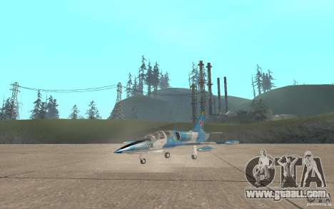 L-39 Albatross for GTA San Andreas