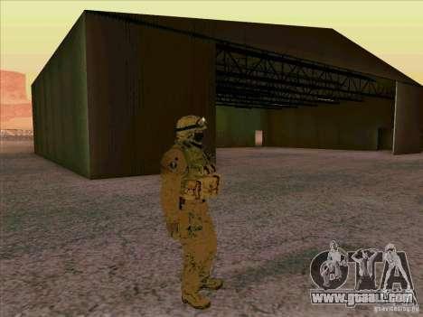 American Morpeh for GTA San Andreas third screenshot