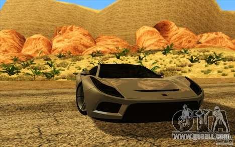 ENBSeries HD for GTA San Andreas third screenshot