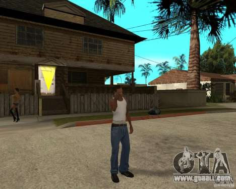 Nokia N97 for GTA San Andreas third screenshot