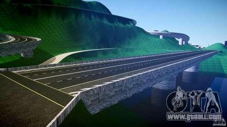 Drift Paradise V2 for GTA 4 seventh screenshot