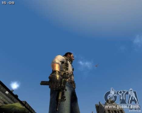 Micro Uzi for GTA 4 forth screenshot