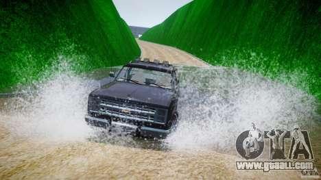 Chevrolet Blazer K5 Stock for GTA 4