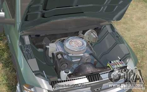 Dodge Ram 3500 Stock Final for GTA 4 interior