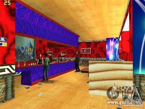 New Bar Ganton v.1.0 for GTA San Andreas third screenshot