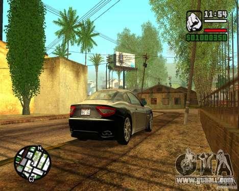 ENBSeries 2012 for GTA San Andreas seventh screenshot