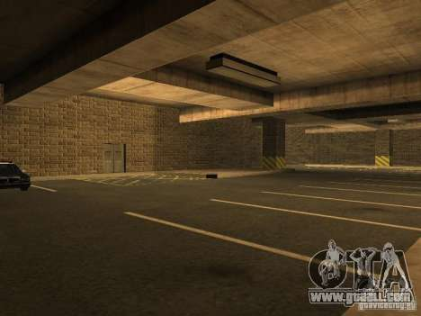 The Los Angeles Police Department for GTA San Andreas sixth screenshot