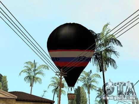 Balloon Vityaz for GTA San Andreas right view