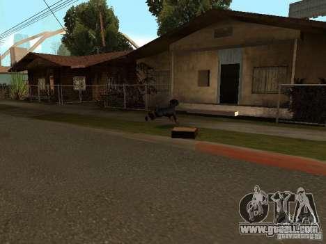 Animals for GTA San Andreas sixth screenshot