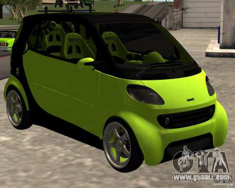 Smart Alienware for GTA San Andreas