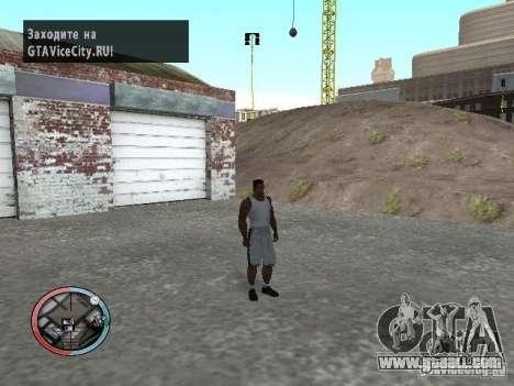 Masking for GTA San Andreas second screenshot