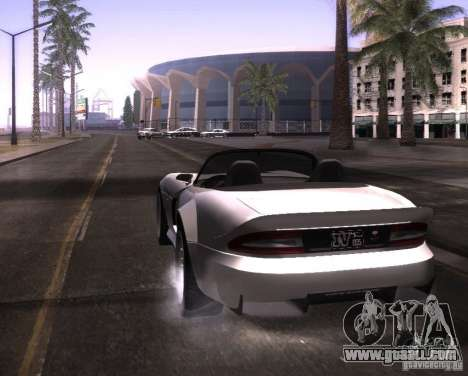 ENBSeries for Ultra Pack Vegetetions for GTA San Andreas seventh screenshot