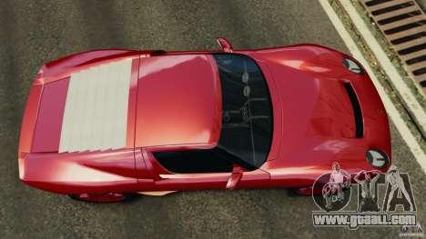 Lamborghini Miura 2006 for GTA 4 right view
