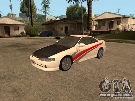 Honda Integra 2000 for GTA San Andreas