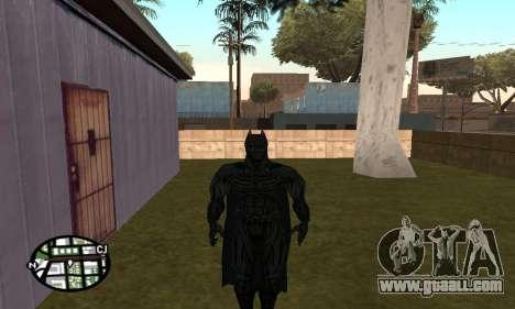 Dark Knight Skin Pack for GTA San Andreas eleventh screenshot
