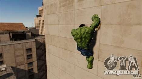 Hulk script for GTA 4 seventh screenshot