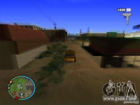 ENBseries v.0.075 v2 for GTA San Andreas second screenshot