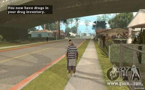 The Black Market Mod v.1.0 for GTA San Andreas second screenshot