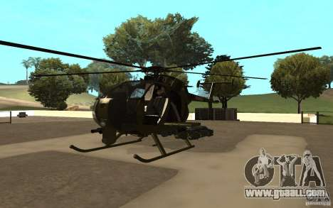 AH 6 for GTA San Andreas