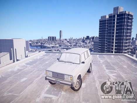 VAZ 21043 for GTA 4