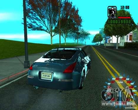 ENB by Makc for GTA San Andreas fifth screenshot