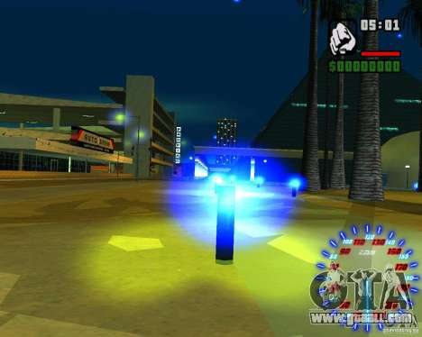 New effects for GTA San Andreas fifth screenshot