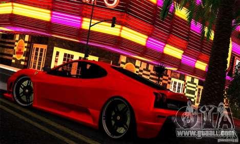 SA gline v4.0 Screen Edition for GTA San Andreas eighth screenshot