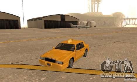 Autumn Mod v3.5Lite for GTA San Andreas seventh screenshot