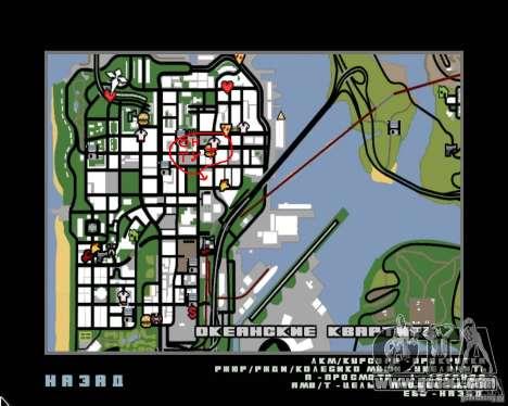 NEMESIS for GTA San Andreas forth screenshot