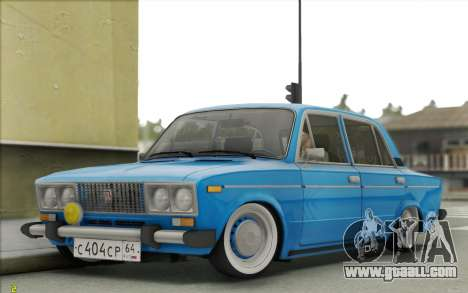 VAZ 2106 Retro for GTA San Andreas