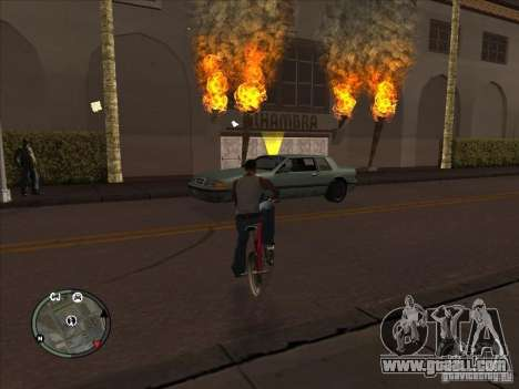 Addon To Icons for GTA San Andreas forth screenshot