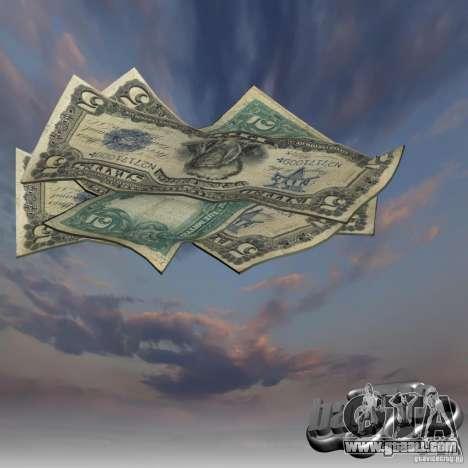 New money for GTA San Andreas