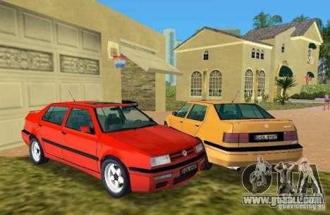 Volkswagen Vento VR6 for GTA Vice City
