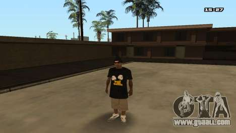 Skin Pack Ballas for GTA San Andreas tenth screenshot