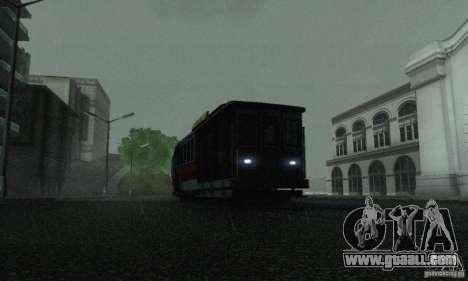 ENBSeries by dyu6 v4.0 for GTA San Andreas third screenshot