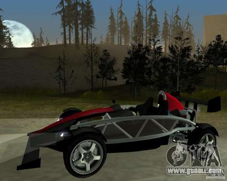 Ariel Atom V8 for GTA San Andreas