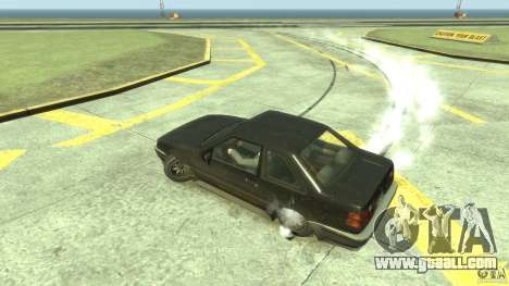 Drift Handling Mod for GTA 4 fifth screenshot